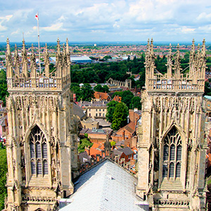 London, With Stonehenge & Bath, York & Edinburgh (DYE)