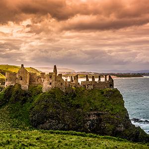 Emerald Isle with Belfast