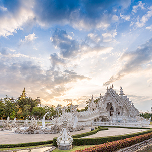 Sensational Southeast Asia with Chiang Mai