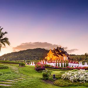 Sensational Southeast Asia With Chiang Mai & Phuket (IAHH)