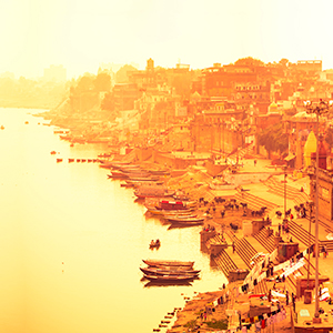 India's Golden Triangle with Southern India & Varanasi