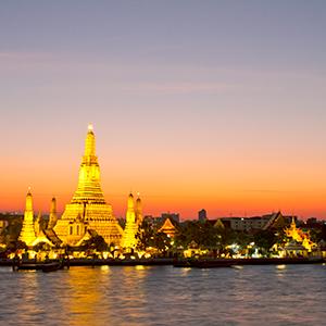 Mingalabar Myanmar With Bangkok & Ngapali Beach (IAMF)