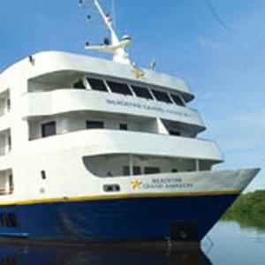 Amazonia Voyage With Rio & Iguassu (ISB)