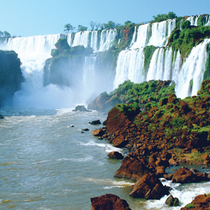 Amazonia Voyage With Rio, Iguassu & Salvador (ISBC)