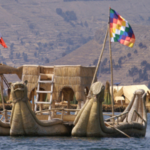 Grand Tour of South America with Salvador & Lake Titicaca