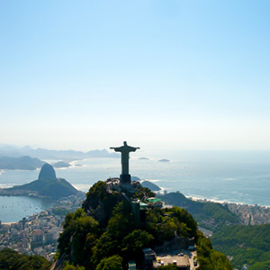 South American Selection with Brazil's Amazon & Chilean Fjords Cruise