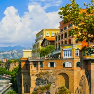 Bella Italia Escape with Sorrento