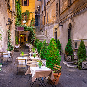 Hidden Treasures of Southern Italy with Rome