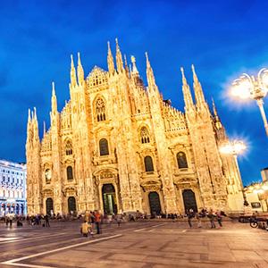 SPLENDORS OF ITALY (LO)