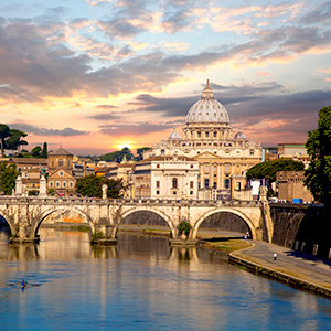 Splendors of Italy with Rome