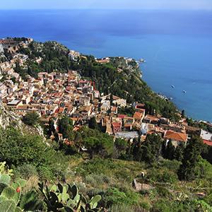 Taormina Riviera Getaway (MT)