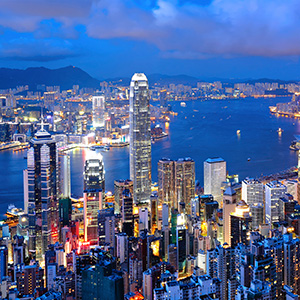 Treasures of China with Hong Kong