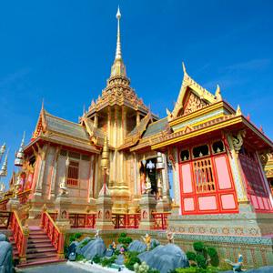 Exploring Vietnam & Cambodia with Bangkok & Luang Prabang