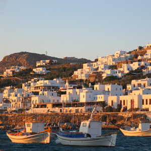 ICONIC AEGEAN WITH 4-NIGHT CRUISE (RH)