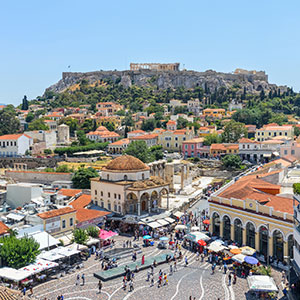 IDYLLIC AEGEAN WITH 7-NIGHT CRUISE (RLS)