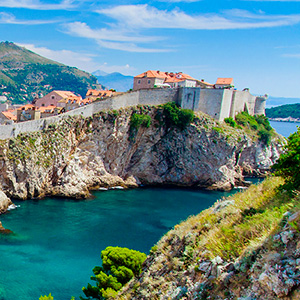 Dubrovnik & Adriatic Odyssey With 7-Night Cruise (RU)