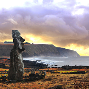 South America Getaway with Santiago & Easter Island