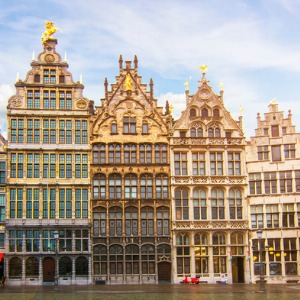 Tulip Time in Holland & Belgium with 1 Night in Amsterdam for Garden & Nature Lovers