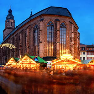 Festive Season on the Romantic Rhine