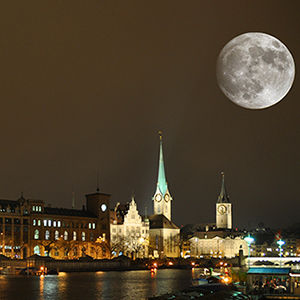 Festive Time on the Romantic Rhine with Zurich, Mount Pilatus & Lake Como