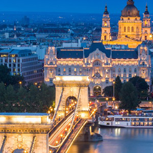 Christmastime Budapest to Mainz – Cruise Only