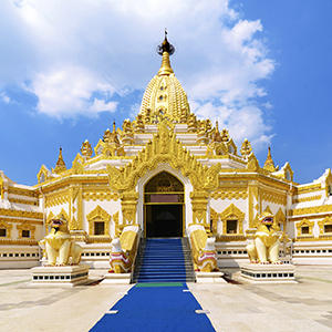 Golden Myanmar & the Alluring Irrawaddy with Bangkok – Northbound