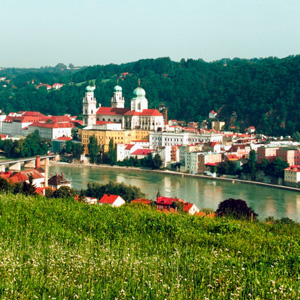 Capitals of Central Europe – Cruise Only Westbound