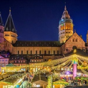 Festive Season in the Heart of Germany (Eastbound)