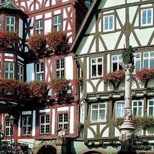Christmas in the Heart of Germany – Eastbound