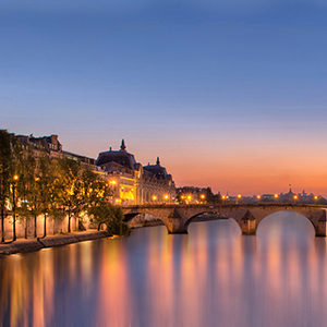 Rhine & Rhône Revealed with 1 Night in Marseille, 3 Nights in Paris & 3 Nights in London with Jewish Heritage (Northbound)