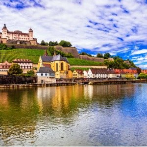Grand German Sojourn with 2 Nights in Prague (Westbound)