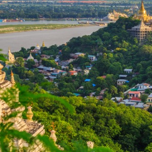 Burmese Days: Along The Irrawaddy River – Southbound
