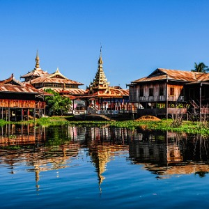 Burmese Days: Along The Irrawaddy River with Inle Lake – Southbound