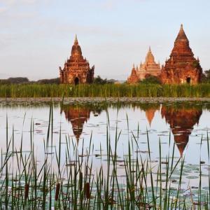 Burmese Days: Along The Irrawaddy River with Bangkok & Inle Lake – Southbound