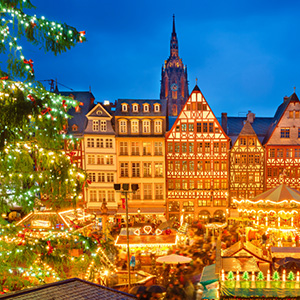 Festive Time on the Romantic Rhine – Northbound