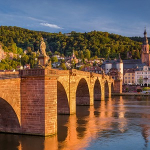 Romantic Rhine with 2 Nights in Lucerne, 2 Nights in Paris & 2 Nights in London with Jewish Heritage (Northbound)