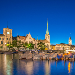 The Best of Austria & Switzerland with Romantic Rhine