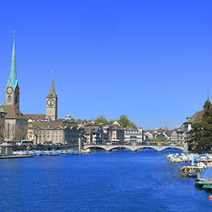 Spectacular Switzerland with Romantic Rhine