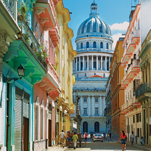Cuba's Charming Colonial Cities & Havana