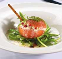 Avalon Poetry II Dining