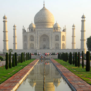 India's Golden Triangle With Dubai & Nepal