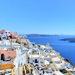 Highlights of Greece Escape with 3-night Iconic Aegean Cruise