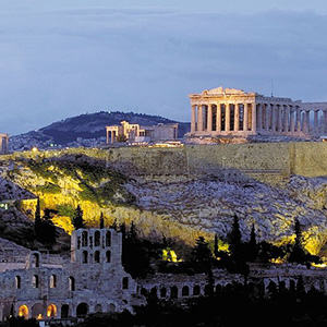 Highlights of Greece Escape with 7-night 3 Continent Cruise