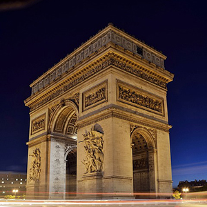 Magnificent Europe with 2 Nights Paris & 2 Nights London – Westbound