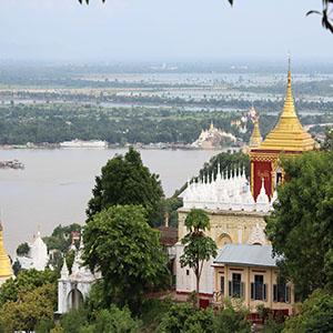 Burmese Days: Along The Irrawaddy River – Northbound
