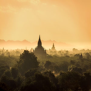 Burmese Days: Along The Irrawaddy River with Inle Lake – Northbound