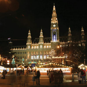 Christmastime from Vienna to Mainz