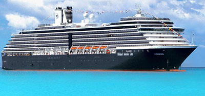 Holland America's MS Zuiderdam