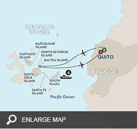Ecuador & Its Galápagos Islands