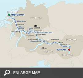 Magnificent Europe – Eastbound